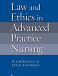 Law and ethics in Advanced Practice Nursing Book